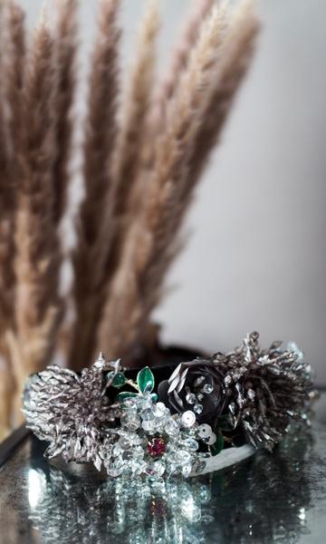 Bilde av Nectar - Lola Headband - Grey