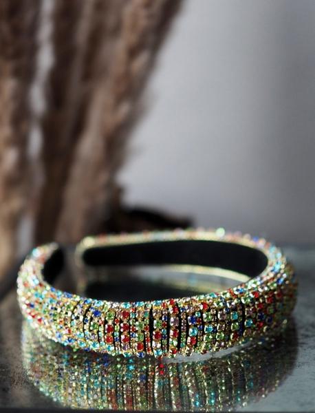 Bilde av Nectar - Hilde Headband - Multi Diamonds