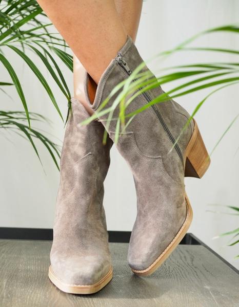 Bilde av ViaVai - Gaias Boots - Taupe