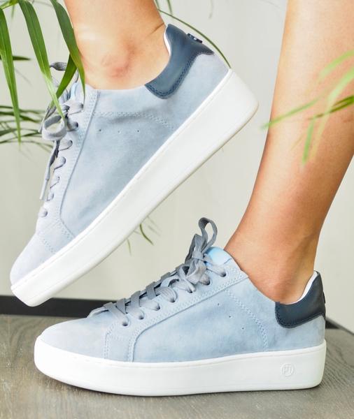 Bilde av Philip Hog - Tova Sneakers - Blue