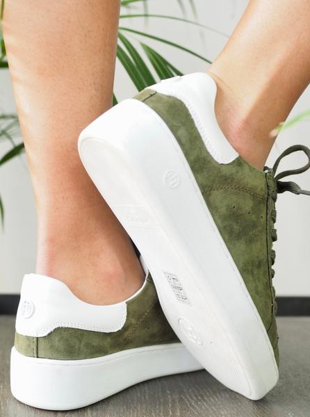 Bilde av Philip Hog - Tova Sneakers - Green