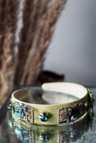 Bilde av Nectar - Betty Headband - Green
