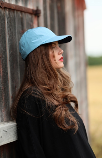 Bilde av Beck Söndergaard - Dual Colored Cap - Cashmere