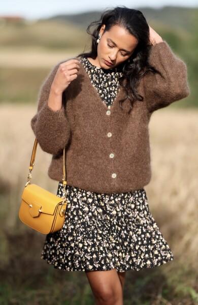Bilde av By TiMo - Puffed Mini-dress Outfit