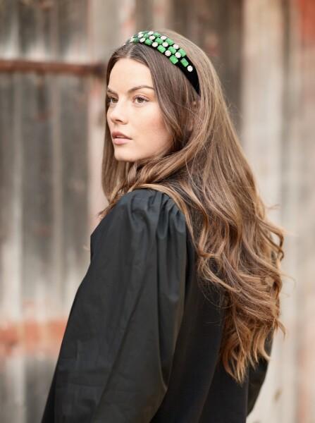 Bilde av Nectar - Ida Headband - Green