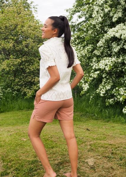 Bilde av Levete Room - Naja 2 Shorts - Mocca