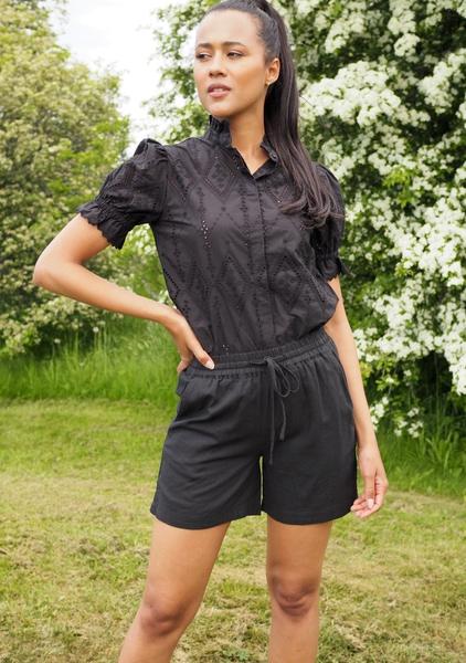 Bilde av Levete Room - Naja 2 Shorts - Black