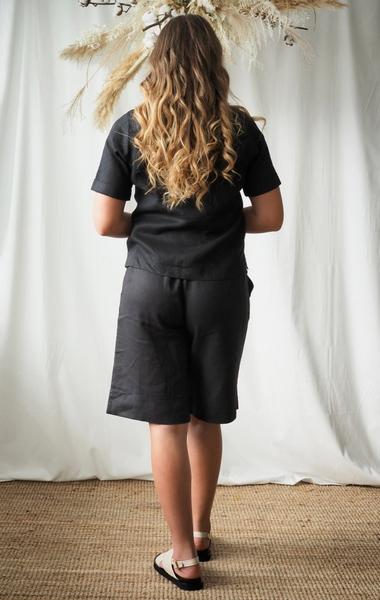 Bilde av Katrin Uri - Port Bailey Shorts - Black