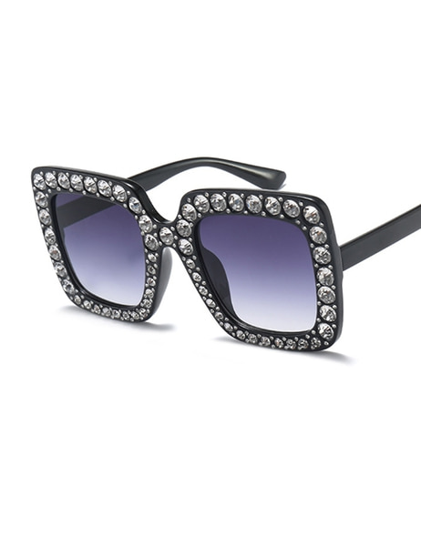 Bilde av Nectar - Glamgirl Sunglasses - Dark Grey