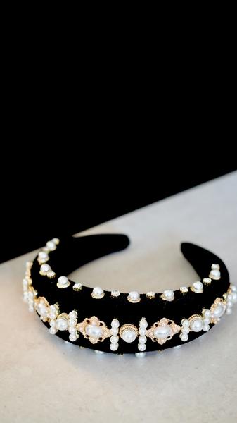 Bilde av Nectar - Queen Headband - Black