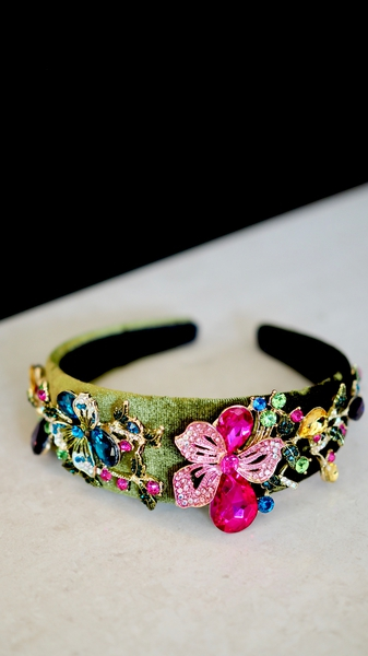 Bilde av Nectar - Wonderland Headband - Green