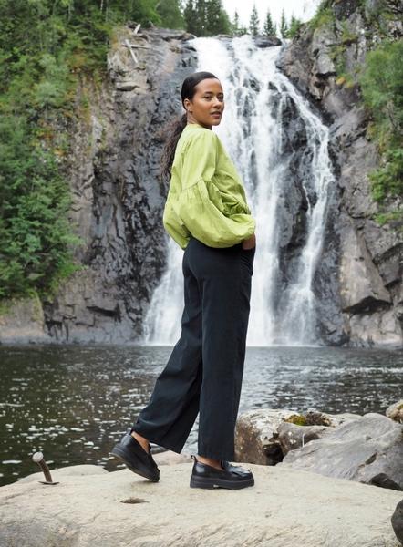 Bilde av Nectar Clothing - Milano Babycord Pants - Black