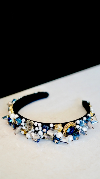 Bilde av Nectar - Blue Royal Dream Headband - Blue