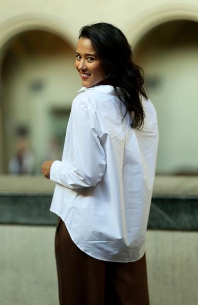 Bilde av Masai - Imma Shirt - White