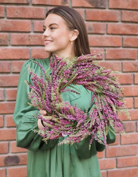 Bilde av Mr Plant - Lyngkrans - Rød