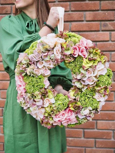 Bilde av Mr Plant - Blomsterkrans - Stor