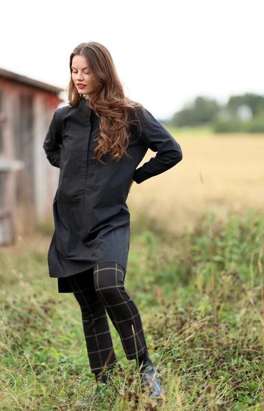 Bilde av Masai - Nolena Shirt Dress - Black