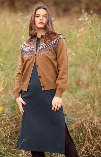 Bilde av Iis - Beate Ekornbrun - Outfit