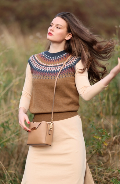Bilde av Iis - Bjørk Ekornbrun Outfit