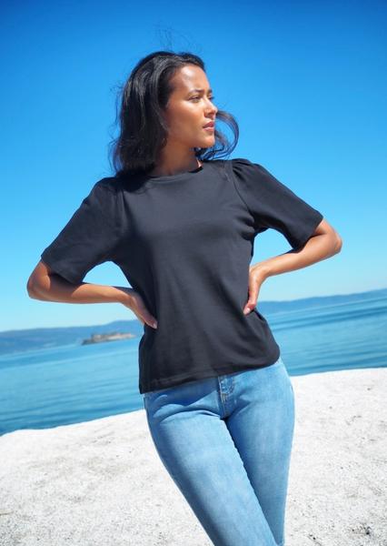 Bilde av Part Two - Imalea T-Shirt - Black