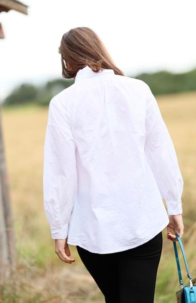 Bilde av Masai - Bakula Shirt - White