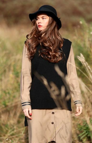 Bilde av Coster - Dress w/Belt Outfit