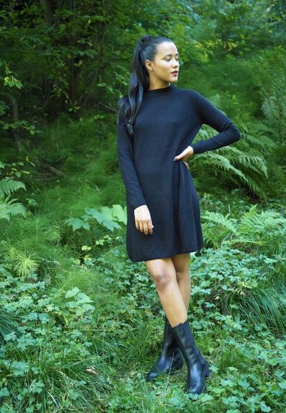 Bilde av Ella&Il - Ellie Wool Dress - Green