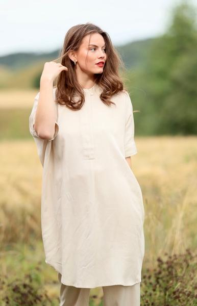 Bilde av Masai - Noalta Dress - Whitecap