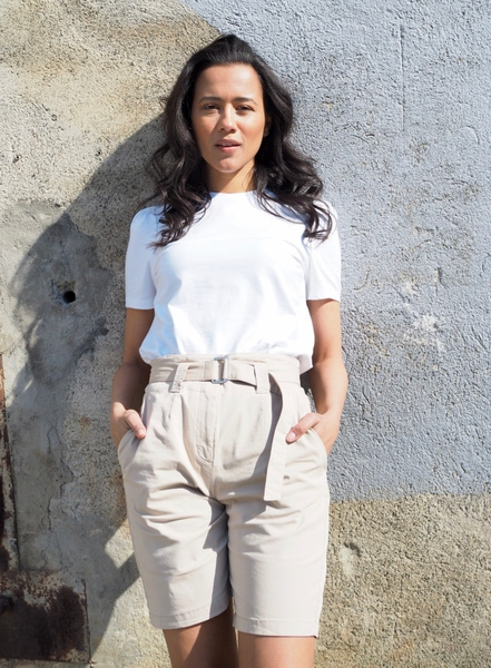 Bilde av Levete Room - Isol 1 T-shirt - White
