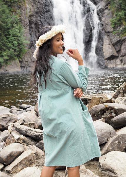 Bilde av Nectar Clothing - Matilde Babycord Dress -