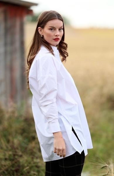 Bilde av Masai - Ilta Shirt - White