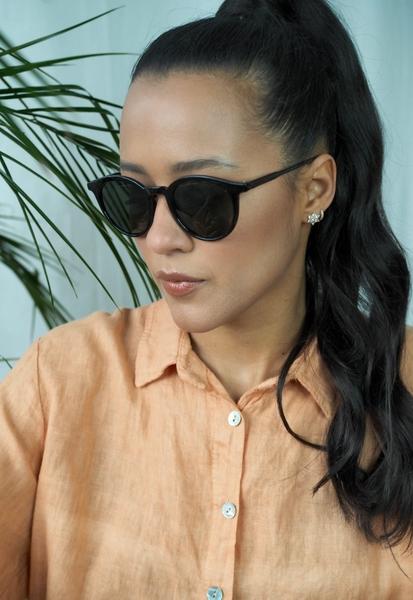 Bilde av Part Two - Banou Sunglasses - Black