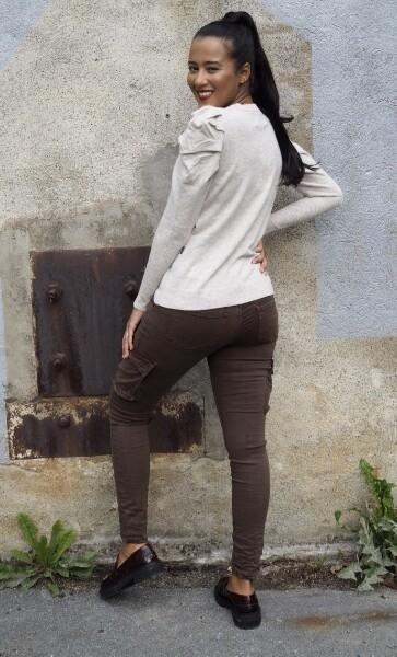 Bilde av Mapp - Cargo Pants - Moccha