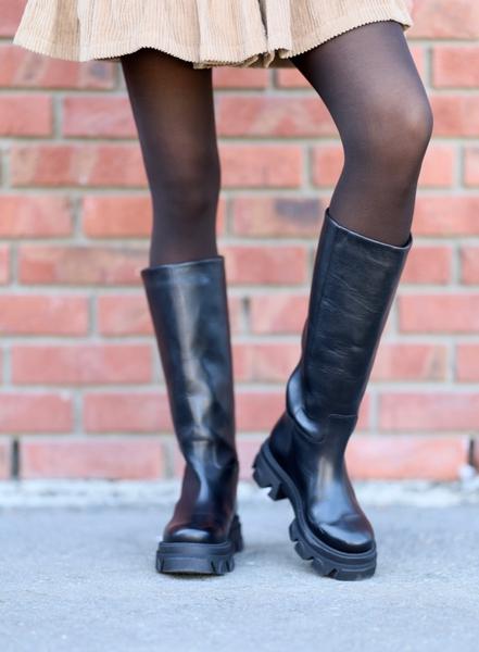 Bilde av Shoe Biz - Ulla Vaca Alfa - Black