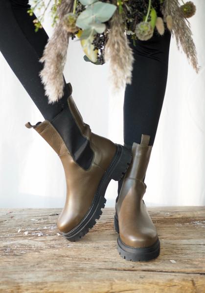 Bilde av Shoe Biz - Prima Boots - Khaki