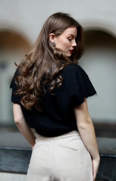 Bilde av Cathrine Hammel - Soft Wide Sleeveless Top -