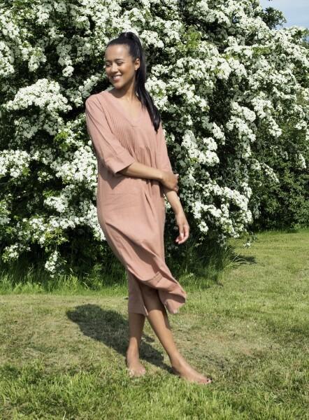 Bilde av Levee Room - Naja 1 Dress - Mocca
