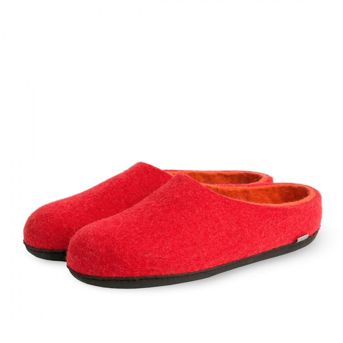 Slipper X Rød