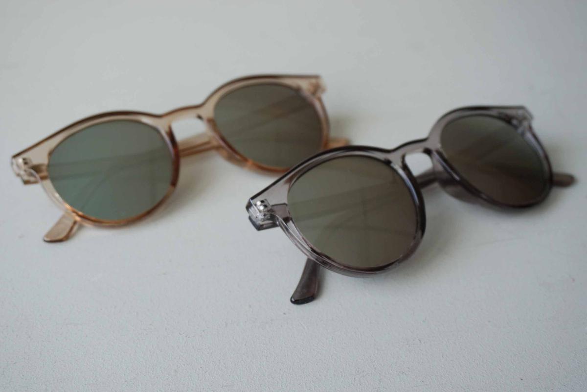 Solbriller med speilglass