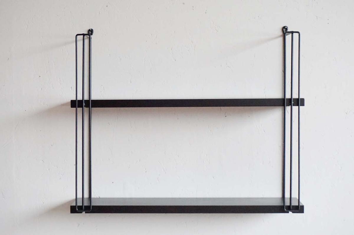 Metallhylle, vegg, 60x50x16