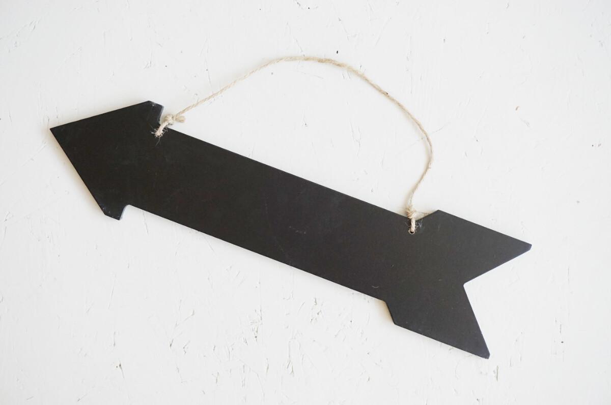 Tavle pil, 40x10 cm