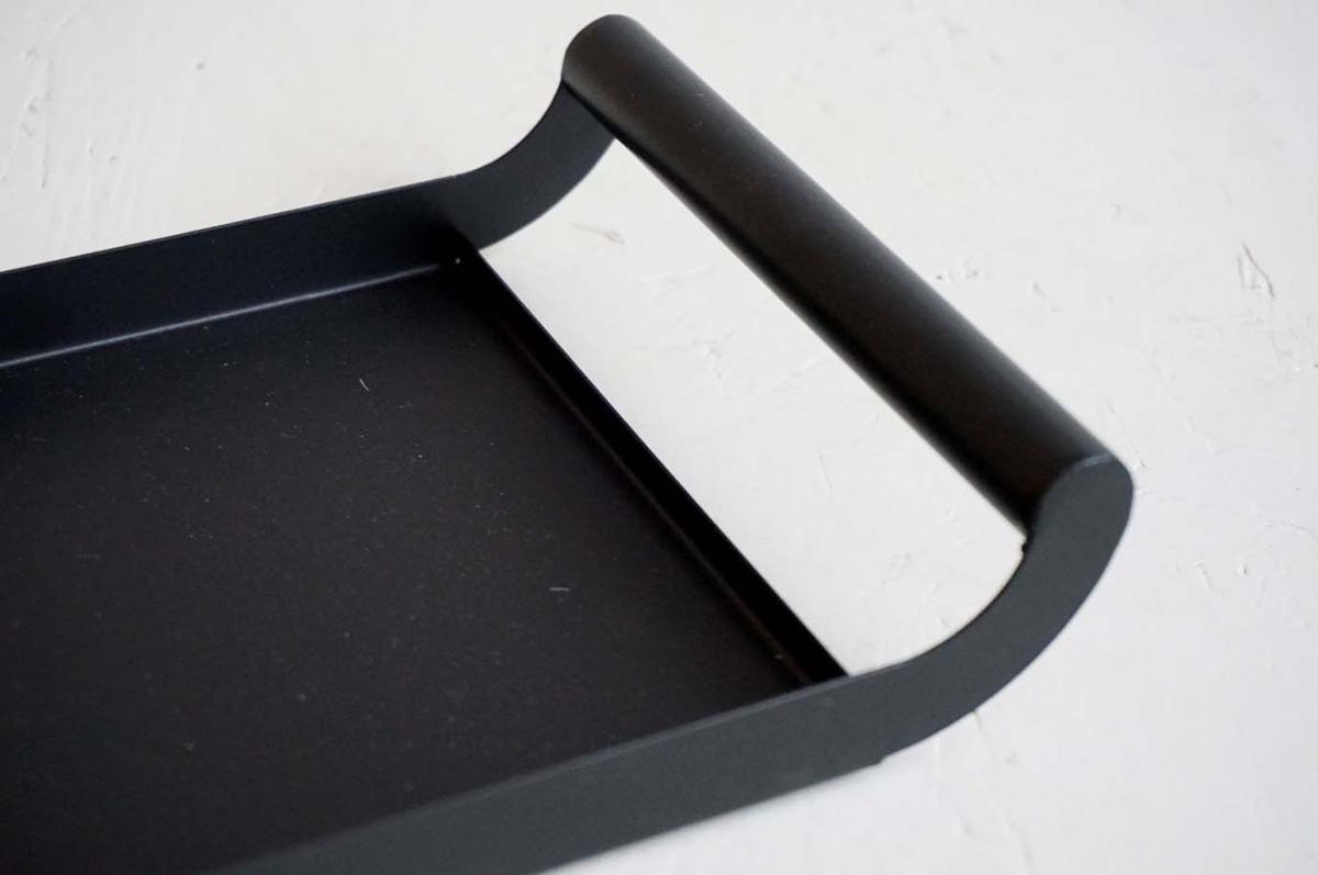 Metallfat med håndtak, 40 cm