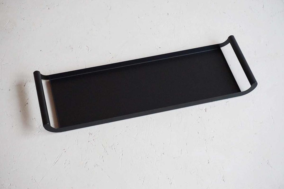 Metallfat med håndtak, 50 cm
